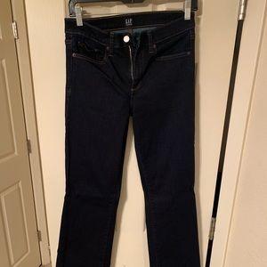 Gap boot cut jean, size 28 long